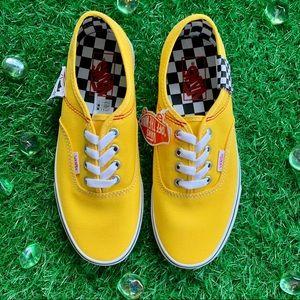 Vans Authentic Hc Diy Lemon Chrome